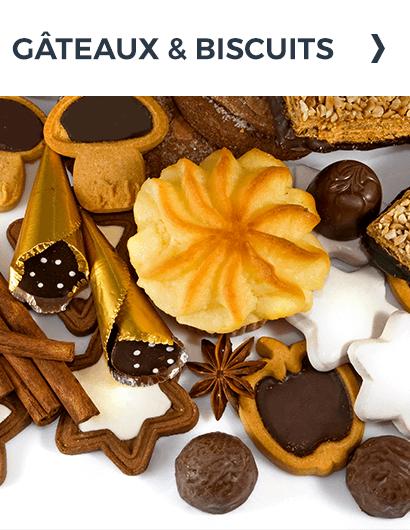 gateaux et biscuits