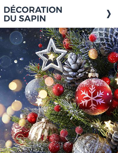Décorations De Noël Guirlandes Boules De Noël Couronne