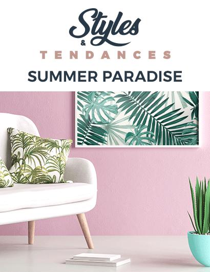 Tendance Summer paradise