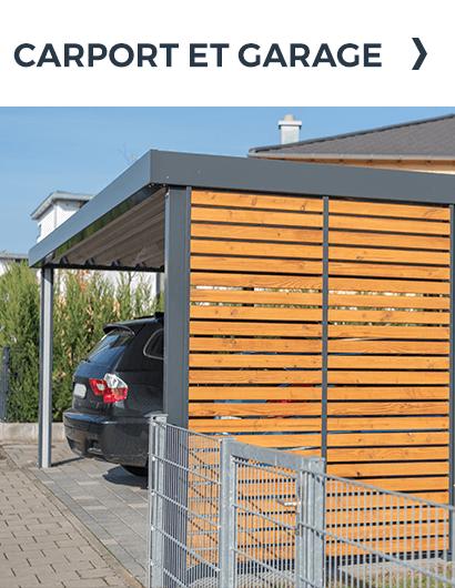 carport et garage