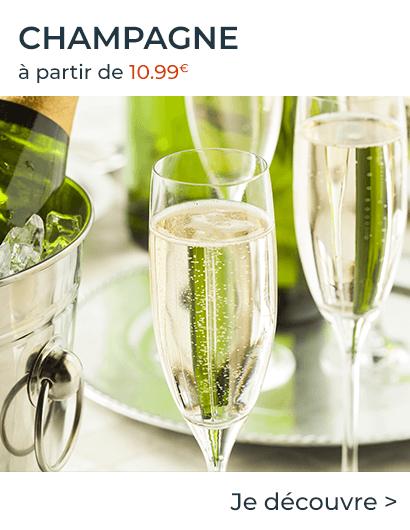 Champagne Foire aux vins 2018