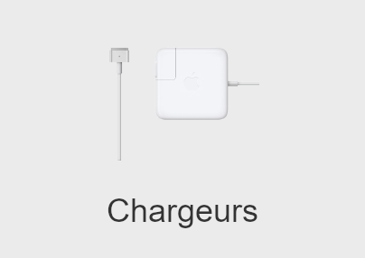 chargeurs mac