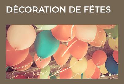 Décoration de Fête et Evènemen