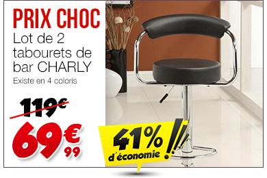 Lot 4 chaises de s jour bronx achat vente chaise for Brico depot bron