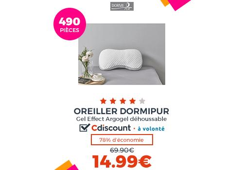 OREILLER DORMIPUR