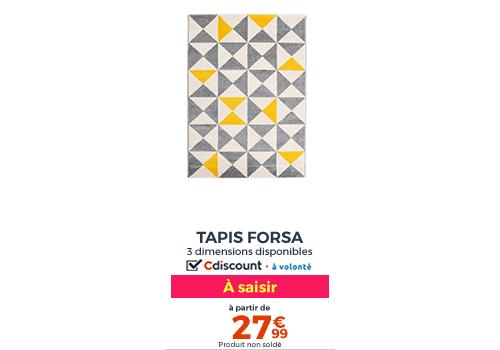 TAPIS FORSA