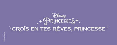 Disneyland Paris héros Princesses