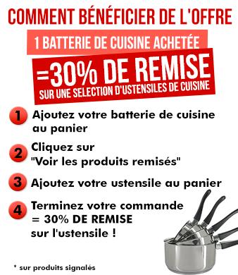 Batteries de cuisine tous feux dont induction achat for Batterie de cuisine induction pas cher