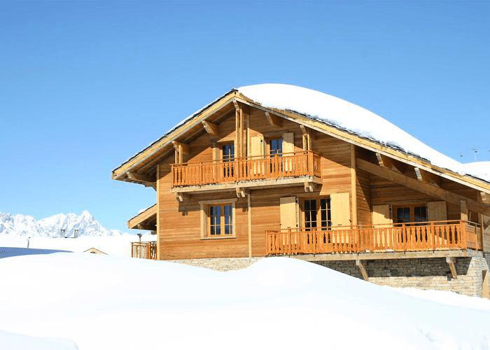 Locations ski