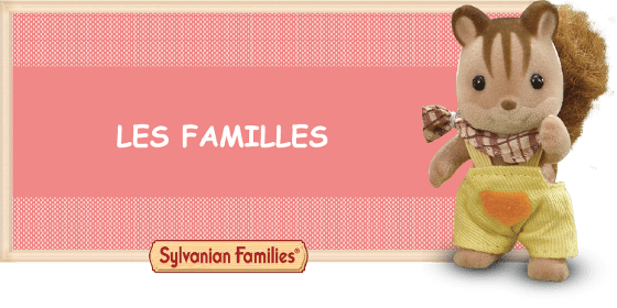 Les familles Sylvanian