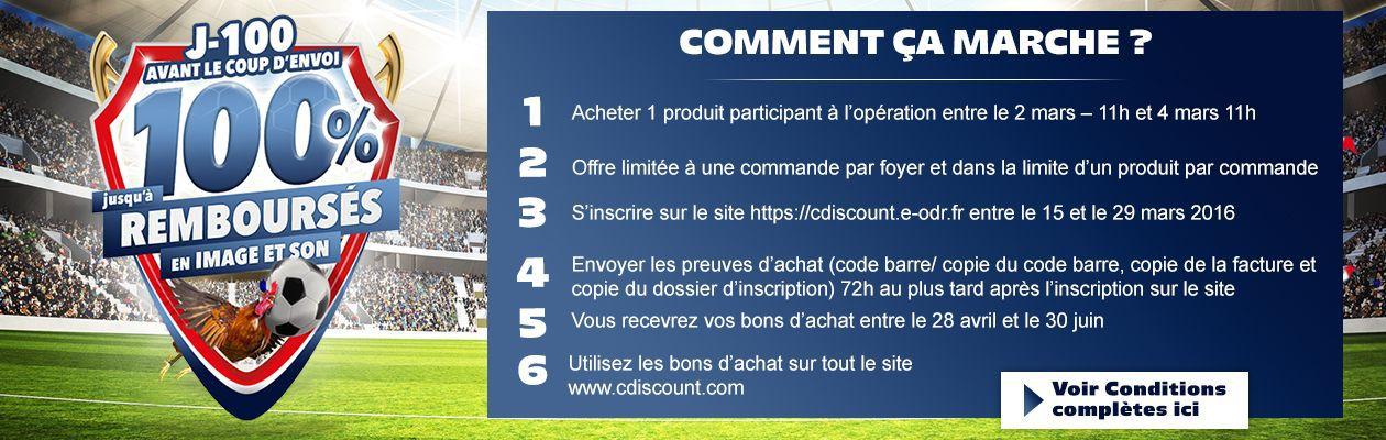 Code promo cdiscount novembre 2016 bons de r duction et - Code reduction trend corner ...