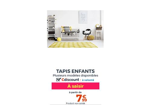TAPIS ENFANTS