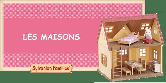 Les maisons Sylvanian Families