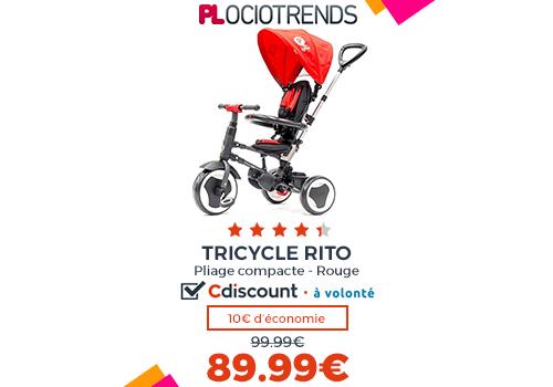 OCIOTRENDS Tricycle Rito