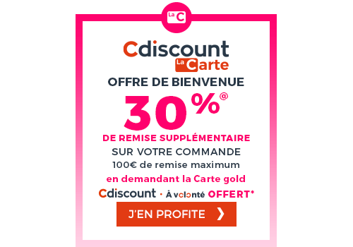 CARTE CDISCOUNT