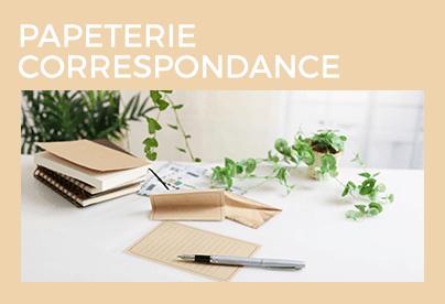 Papeterie - Correspondance