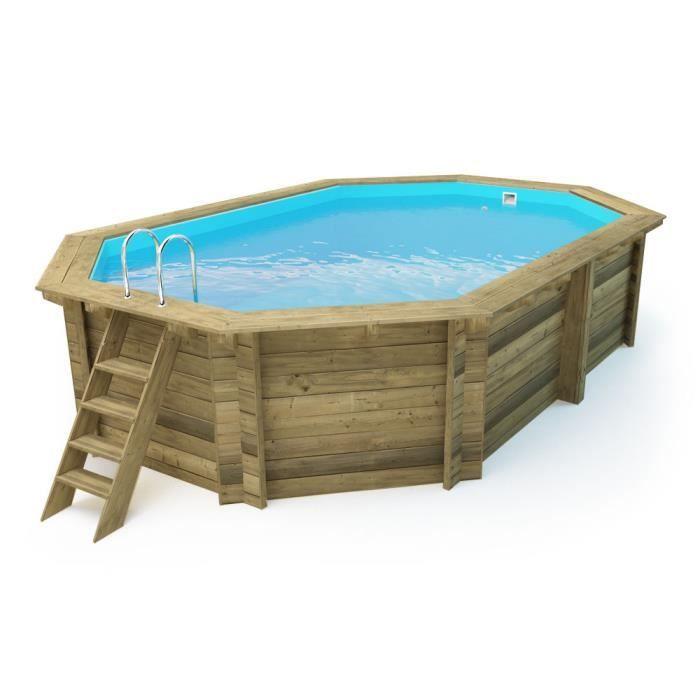 Piscine bois en solde for Acheter piscine en bois