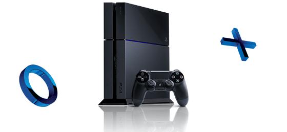 PS4 Noir