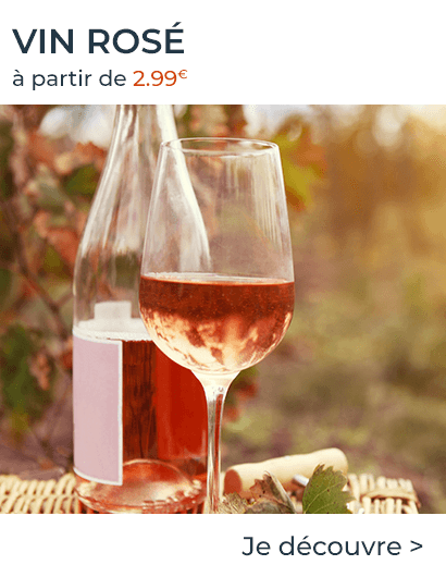 Vin roséFoire aux vins 2018