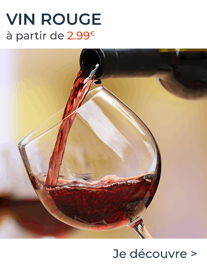 vin rouge Foire aux vins 2018
