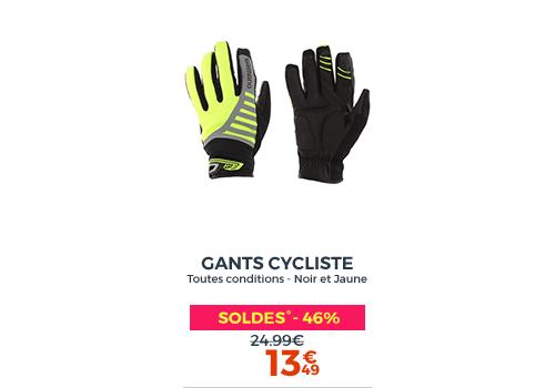 gants cycle