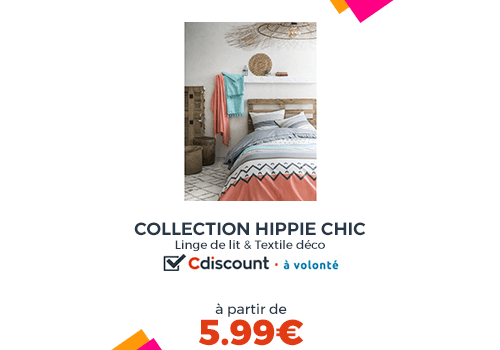 COLLECTION HIPPIE CHIC