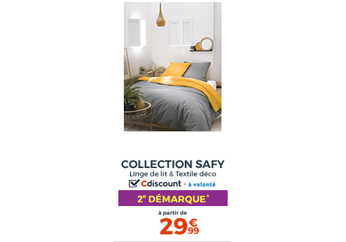 COLLECTION SAFY