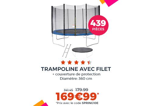 Trampoline Maxi Eco 360 cm