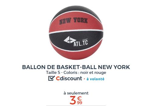 ballon basket ball