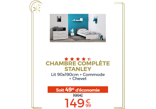 CHAMBRE STANLEY