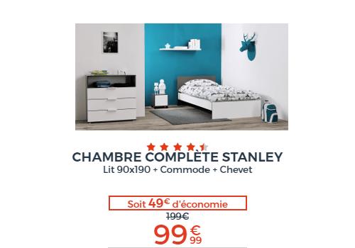 Chambre Stanley
