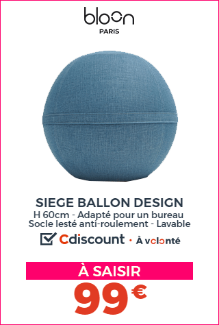 SIEGE BALLON BLOON