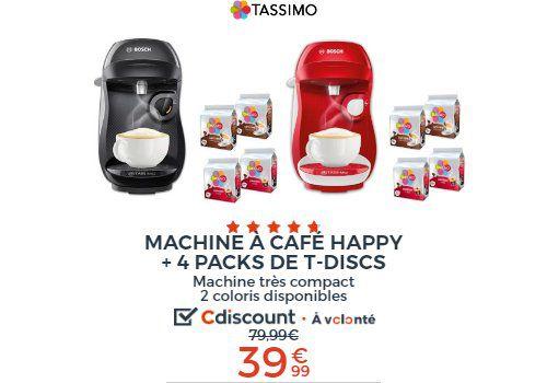 machine à café happy