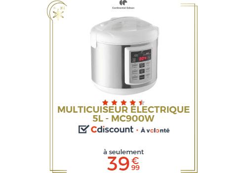 Multicuiseur électrique