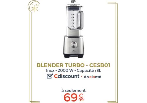 Blender Turbo