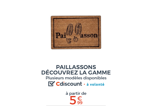 PAILLASSONS