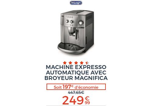 Machine à expresso Delonghi