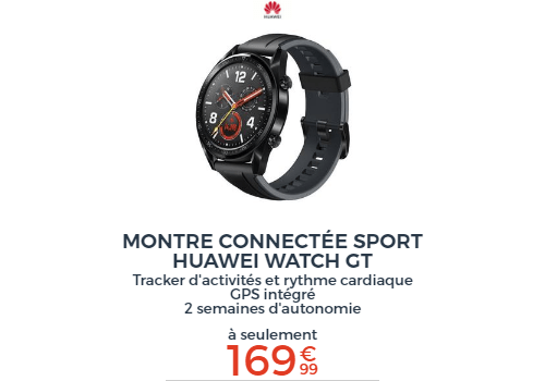 montre connectee huawei