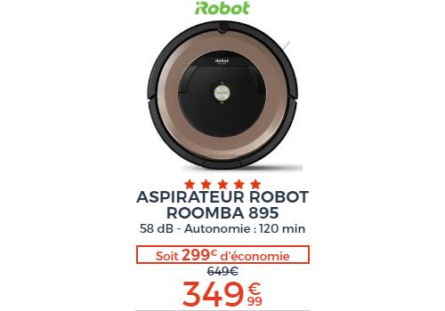 Aspirateur Roomba 895