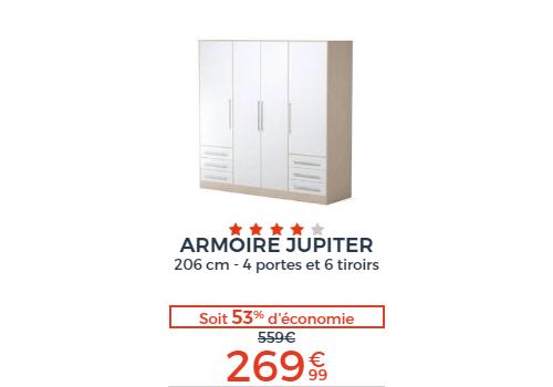 Armoire Jupiter