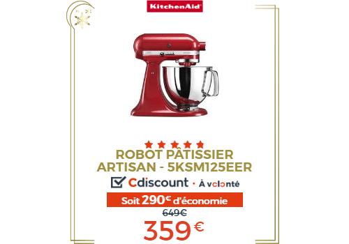 Robot pâtissier artisan