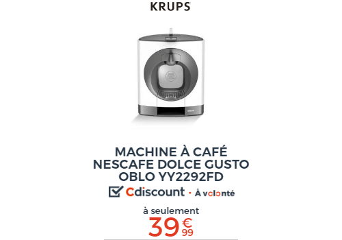 Machine à café Nescafé