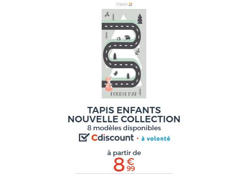TAPIS TODAY ENFANTS