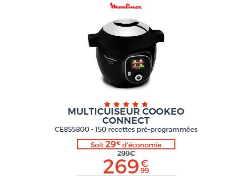 Multicuiseur Cookeo