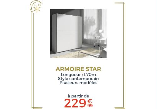 ARMOIRE STAR