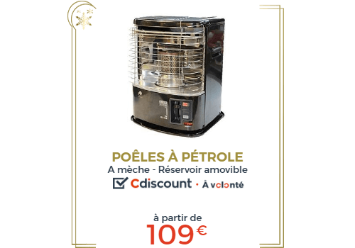 poele a petrole selection