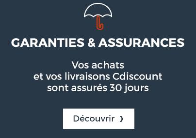 Garantie et assurances