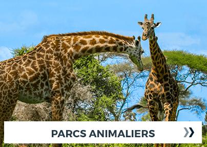 Parcs animaliers