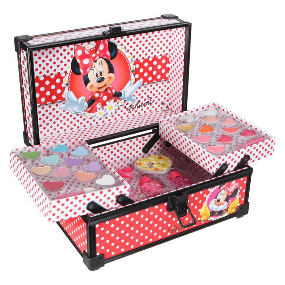 malette de maquillage minnie 39 s world achat vente. Black Bedroom Furniture Sets. Home Design Ideas
