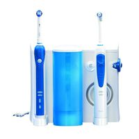 Jet dentaire et Hydropulseur ORAL B CAREOXYJET PLUS3000 BLANC